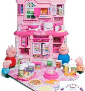 Кухня Свинки Пеппы