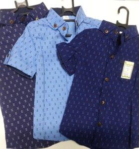 Рубашки в ассортименте (размеры разные)