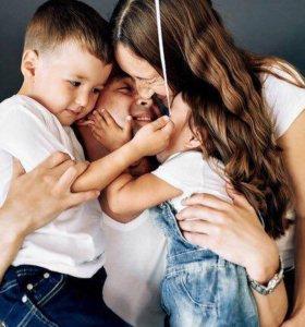 Семейная фотосессия, фотограф