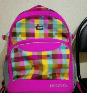 Рюкзак школьный. Новый