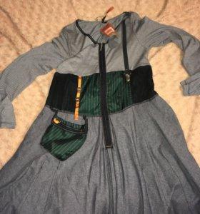 Платье не разу не одевалось