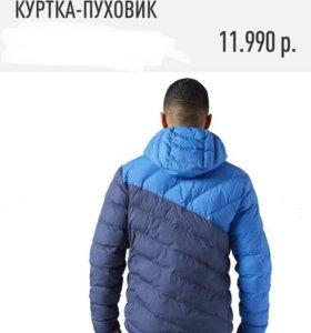 Мужская Куртка Reebok. Размер М-L