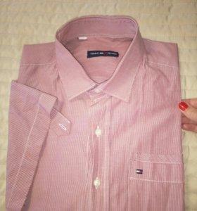 Рубашка хлопковая Tommy Hilfiger