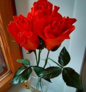 Цветок для интерьерного букета.