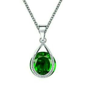 Кулон ожерелье с подвеской