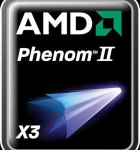Компьютер Phenom II X3 3.5Mhz/GTX660Ti/6GB/1TB