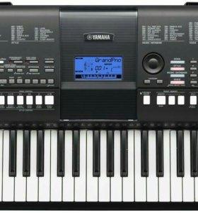 Синтезатор Yamaha psr e423, e 443