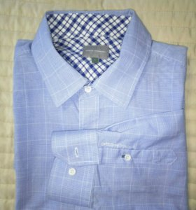 Рубашка Greg Herman размер L