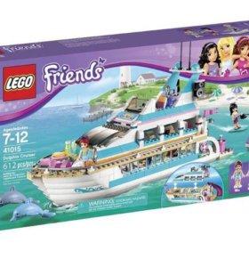 LEGO Friends 41015 оригинал Круизный лайнер Б/У