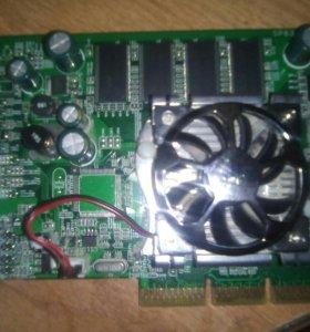 Видеокарта GeForce FX5500 128 mb (128bit)