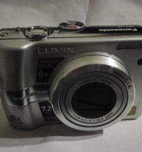 Фоаппарат Panasonic Lumix DMC-LZ6