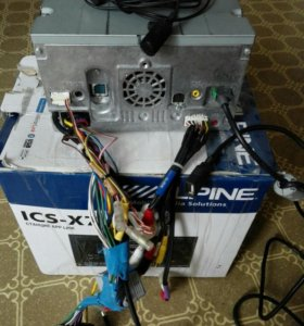 Alpine ICS-X7