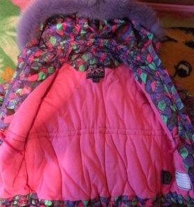 детская зимняя куртка ALPEX