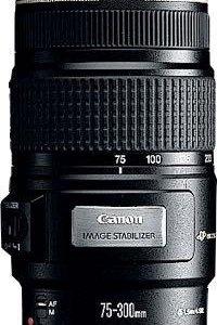 Телеобъектив Canon 75-300 4-5,6 is