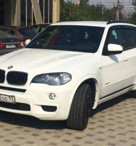 BMW X5 30 d 3.0 AT 2009 г., 235 л.с.