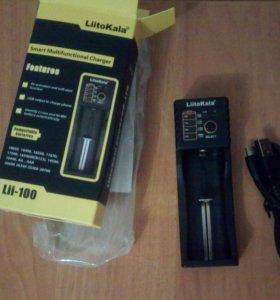 Зарядное устройство LiitoKala 100