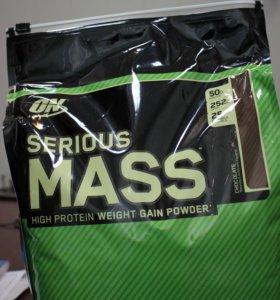 Гейнер Serious Mass 5455гр