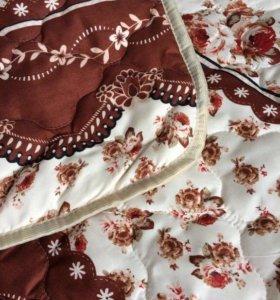 Одеяло стёганое 142х205