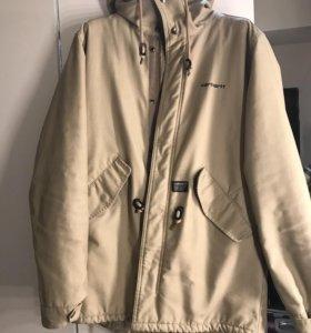 Парка Carhartt куртка зимняя, размер S
