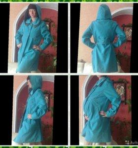 Пальто-плащ беременным