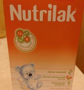 Смесь молочная Нутрилак 1