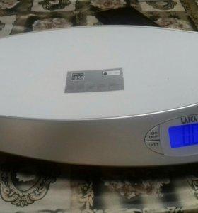 Детские электронные весы.