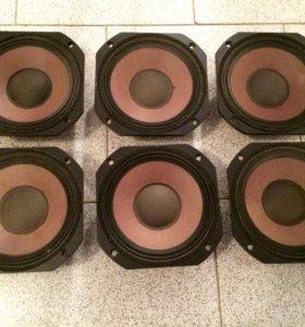 Колонки 18 sound 6nd410 (фиолетки) made italy