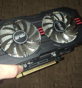 ASUS 750 Ti 2GB