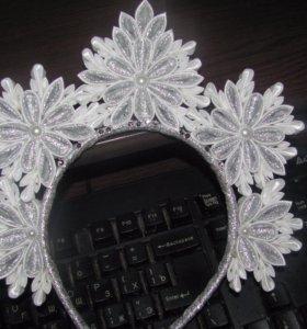короны новогодние