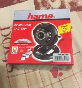 """Вебкамера «HAMA"""" AC-150"""