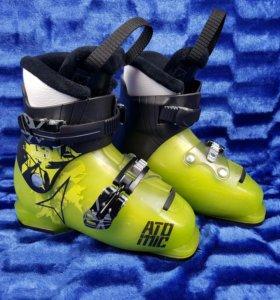 Детские горнолыжные ботинки Atomic, размер 20 см