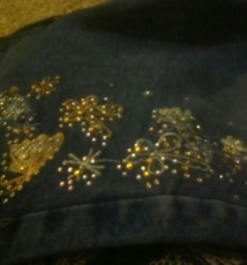 Новые джинсы на девочку р26