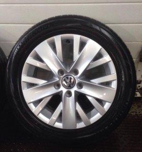 Колёса на Volkswagen Jetta