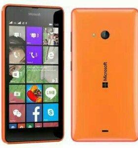 Смартфон Lumia Nokia 540
