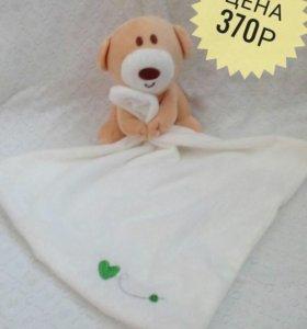 Мушутка(мини полотенце)