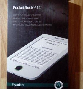 Новая Электронная книга PocketBook 614