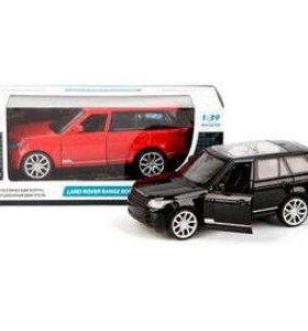 "Машина ""Land Rover"",металлич.,откр.двери.Новая"