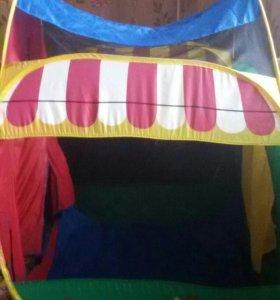 Палатка 110×85 см