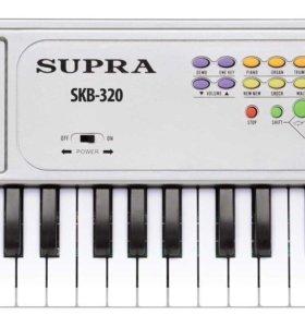 Синтезатор supra SKB-320(детский)
