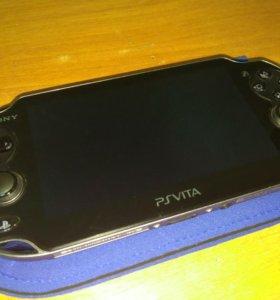 PS Vita wi-fi 8gb + HENkaku 3.60