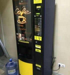 Уличные кофе аппараты