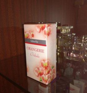 Туалетная вода Faberlic Orangerie Orchidee