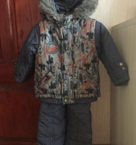 Зимний костюм Шалуны