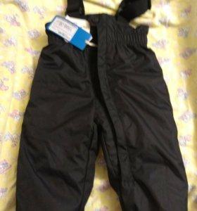 Новые зимние брюки
