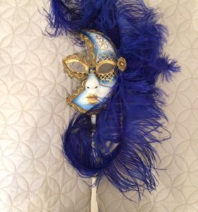 Венецианская маска + плащ