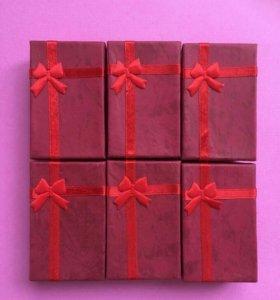 Коробочки для бижутерии 5х7см