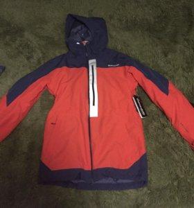 Сноубордическая куртка мужская