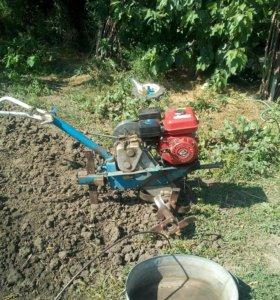 Для оброботки почвы