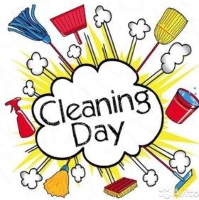 Профессиональные уборки квартир,домов,мытьё окон.