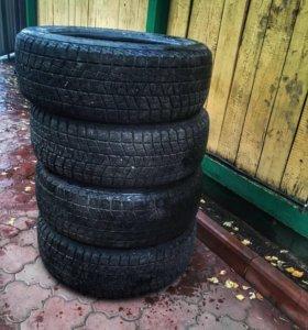 Зимние шины r19 Bridgestone Blizzak